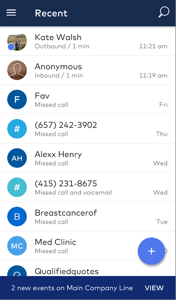 Use the Android App – Dialpad