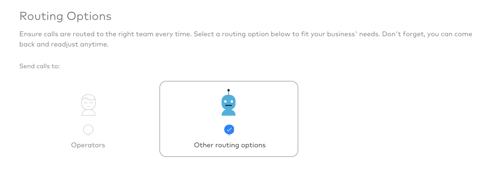 Set Call Routing Rules On Main Line Departments Dialpad