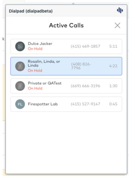 fb16b47f4a2c1e Zendesk Integration: Handle multiple calls in the CTI!